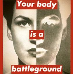 Tu cuerpo es un campo de batalla