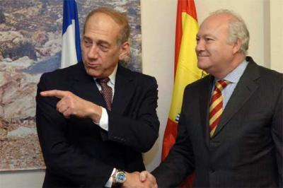 Moratinos y la política exterior española
